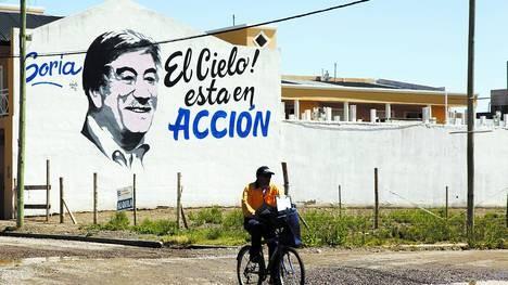 En General Roca, la gente recuerda a Soria y acusa de asesina a su mujer