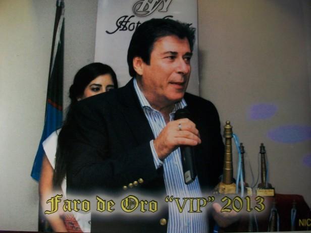 Edgardo Miller distinguido con el Premio Nacional