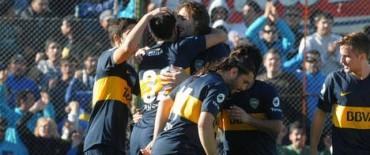 Con suplentes Boca derrotó a Unión de Santa Fe
