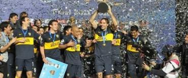 Arsenal y Boca jugarán la Supercopa Argentina 2012