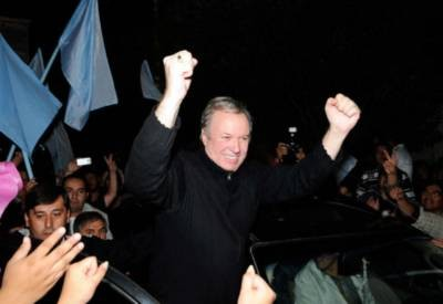 Golpe al poder K en Santa Cruz: Peralta ganó las internas del PJ