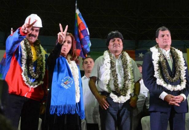 Desde Bolivia, Unasur repudió el rechazo europeo a Evo Morales