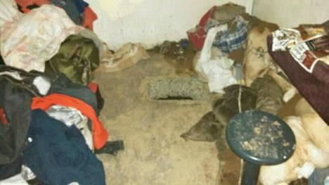 Trece presos escaparon del penal de Ezeiza