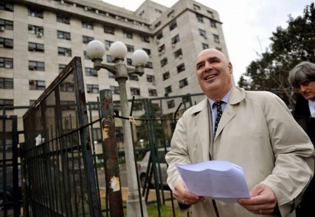 Finalmente, la ex de Pontaquarto no podrá declarar en el juicio