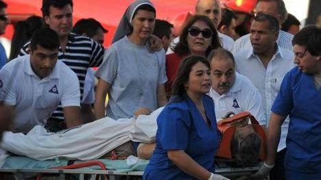 Gioja fue operado y está grave tras la caída de su helicóptero