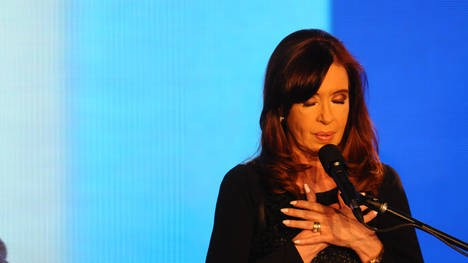 Scioli confirmó que Cristina volverá