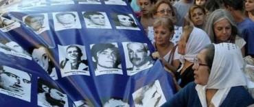 Fuerte reclamo a la Justicia en el aniversario del golpe de 1976