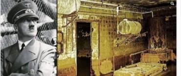 El búnker de Hitler, en fotos inéditas