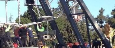 Rosario: dos chicas murieron en accidente en parque de diversiones