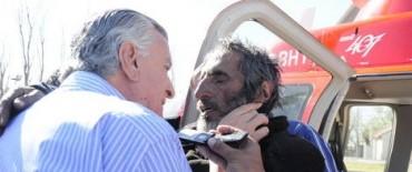 Un juez de San Juan ordenó detener al uruguayo rescatado en la Cordillera