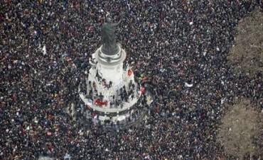 FRANCIA: Movilización histórica: más de 3 millones y medio de personas marcharon contra el terrorismo