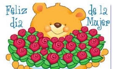 A todas las MUJERES Feliz Día!!!