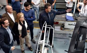 FR: Massa prepara un plan de promoción de empleo y le da un alivio al Gobierno