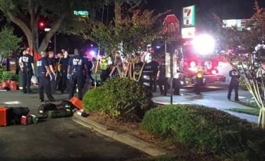ORLANDO EE.UU.: un tiroteo deja 50 muertos y 53 heridos