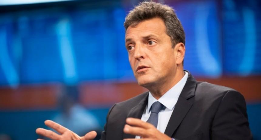 El borrador del acuerdo político que negocian Sergio Massa y Máximo Kirchner