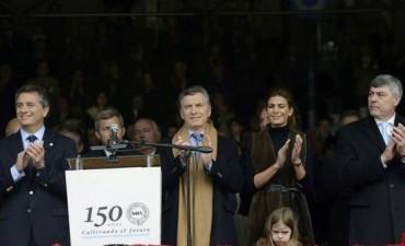Macri en la Rural: