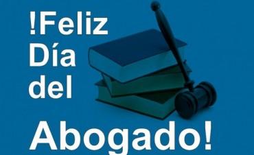 FELIZ DÍA DEL ABOGADO!!