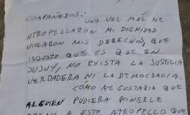 La carta de Milagro Sala desde la cárcel de Alto Comedero