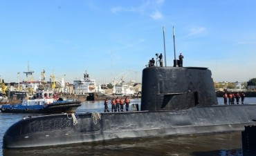 ARA SAN JUAN: la Armada ya coordina un posible rescate en la profundidad del mar
