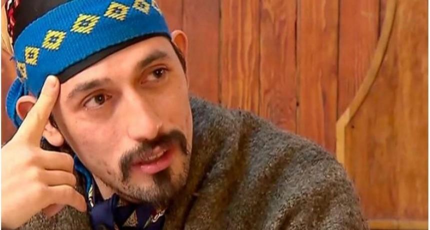Facundo Jones Huala fue condenado en Chile por el incendio de una vivienda y por tenencia de arma casera