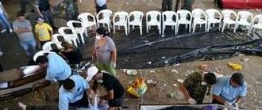 Tres detenidos por el trágico incendio del boliche de Santa María